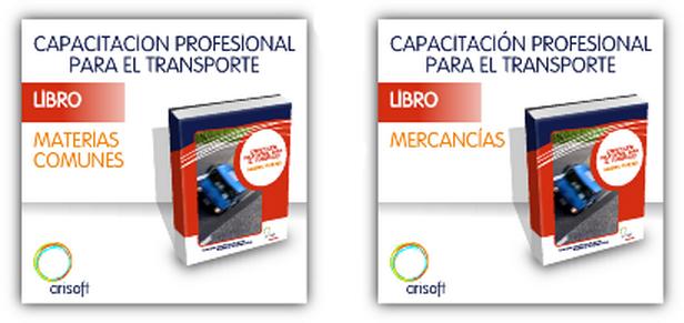 Manuales de Capacitación profesional para el transporte